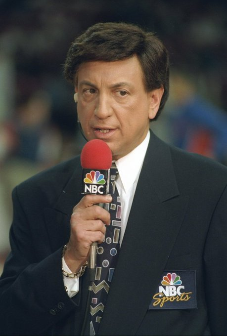 Happy Birthday to Marv Albert who turns 76 today!