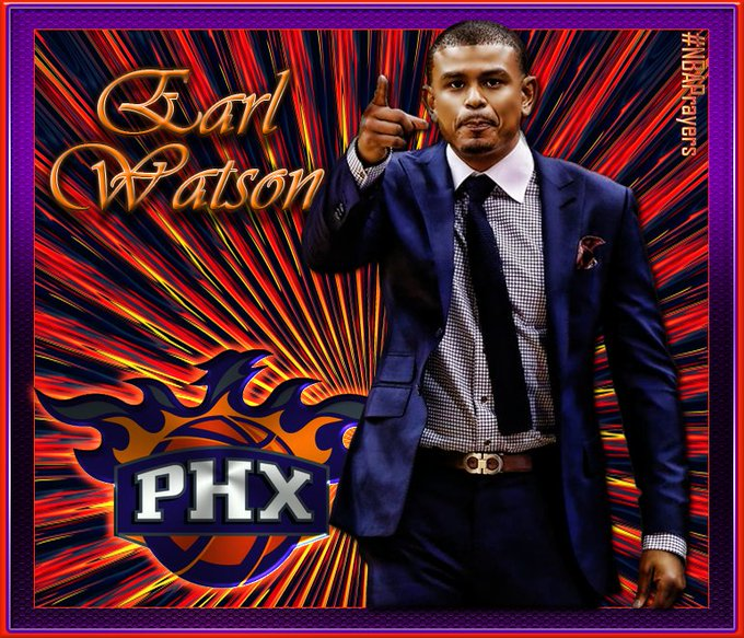 Pray for Earl Watson ( have a blessed and happy birthday Coach