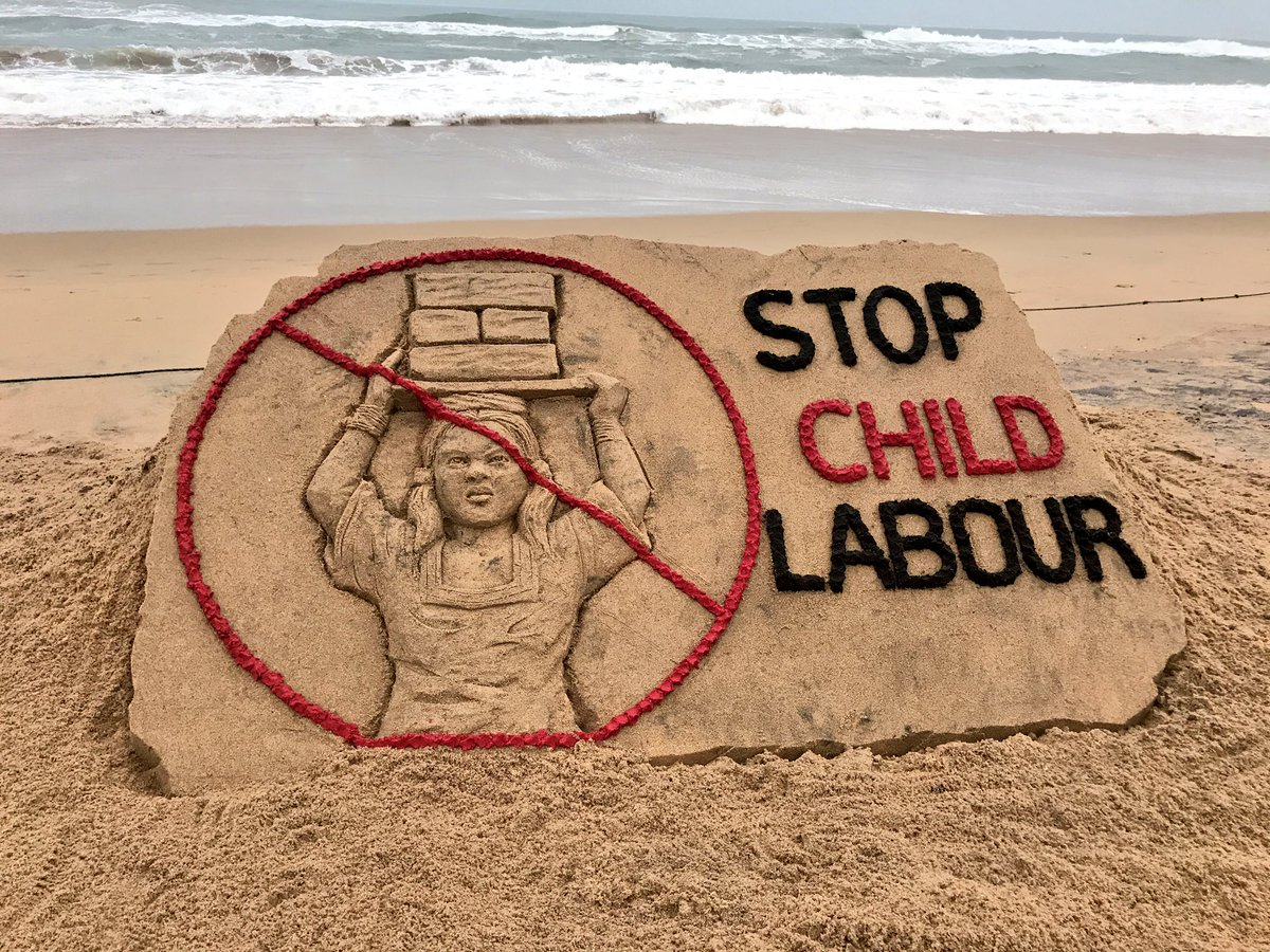 World Day Against Child Labour - June 12th