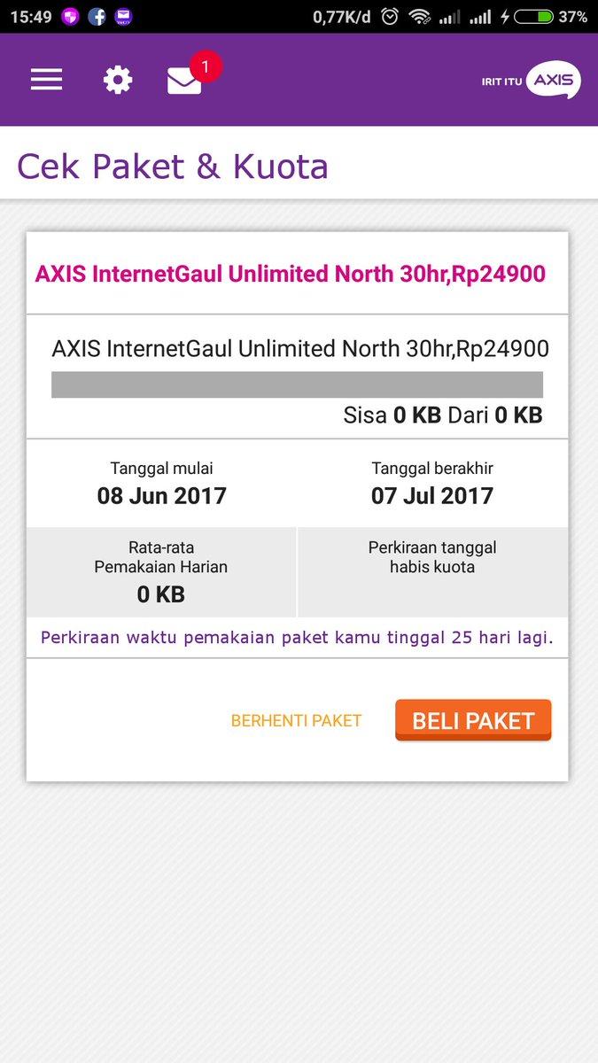 Axis On Twitter Nah Salah Satu Paket Bukan Ramadhan Biasa Ada Parsel Apasih Itu Waktunyabrosis
