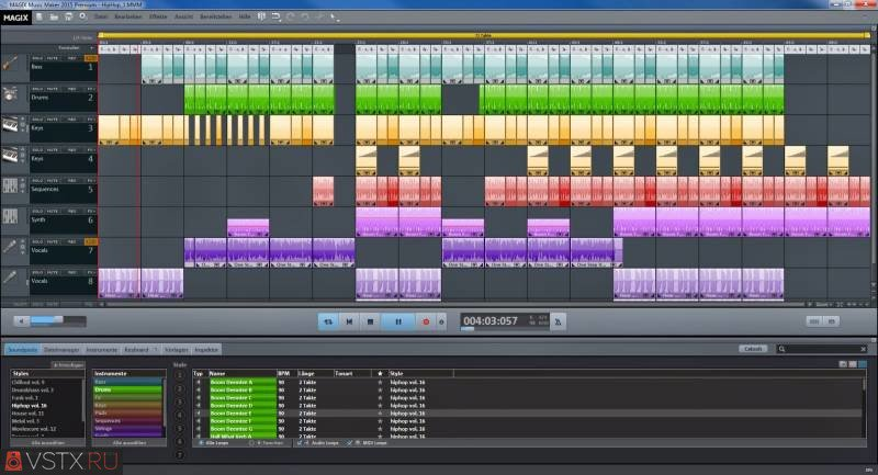 Magix music maker 2016 live 220363 rus торрент - 1