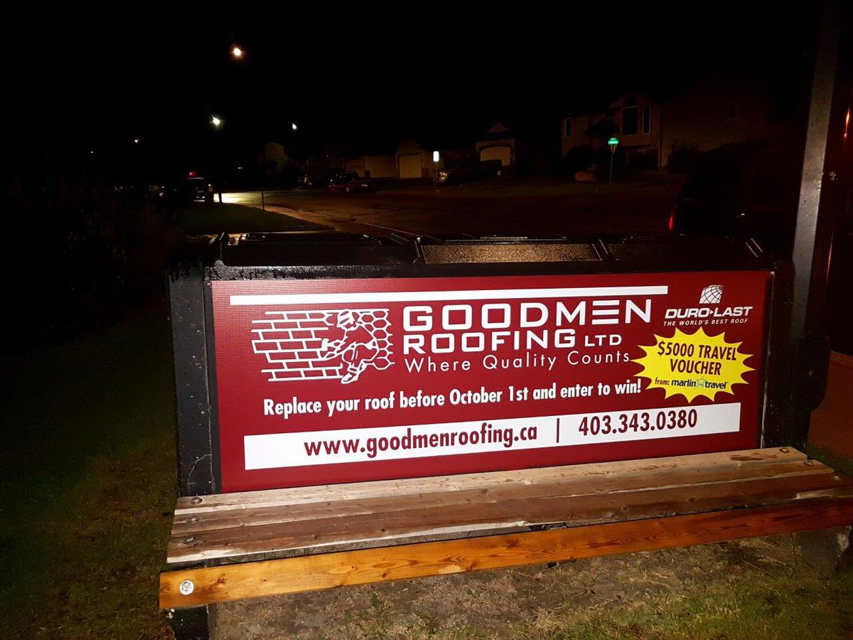 Goodmen Roofing Ltd Goodmenreddeer Twitter