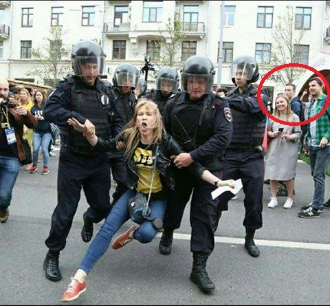 Белый дом призвал Кремль освободить задержанных участников оппозиционных акций в РФ - Цензор.НЕТ 7982