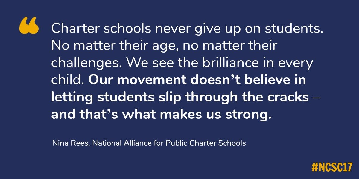 #NCSC17 @ninacharters https://t.co/cs5Ici1KRT