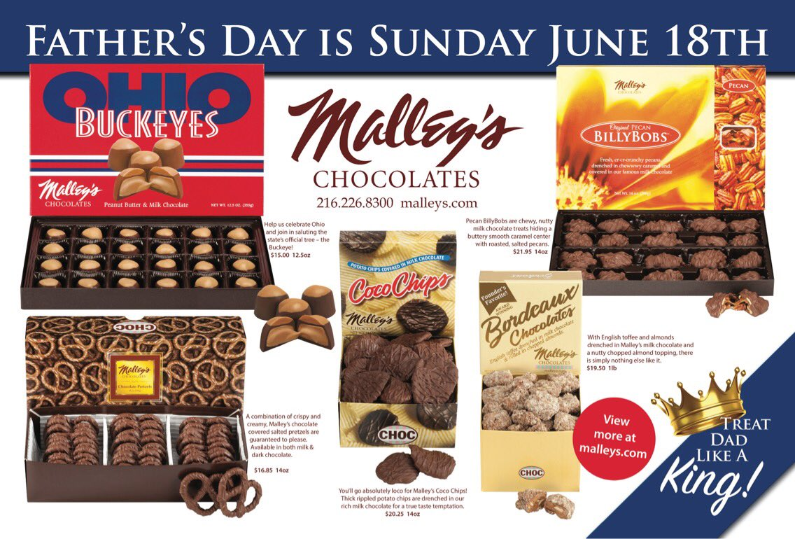 Malley's Chocolates on Twitter: