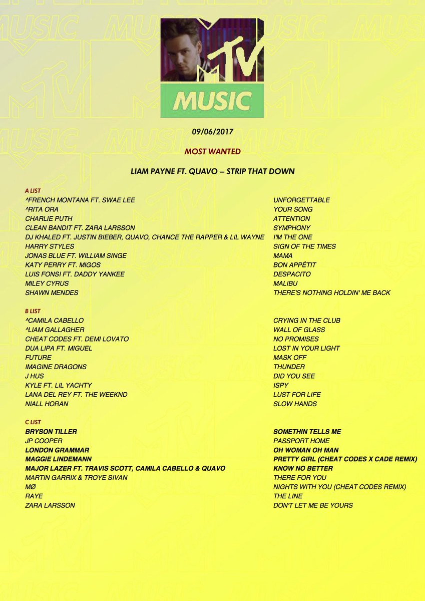 "Future Mask Off Clean mtv music uk on twitter: ""check out this week's mtv music"