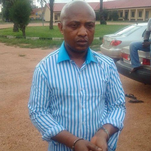 Kidnap kingpin Chukwudi Dumeme Onuamadike a.k.a. Evans has been arraigned in court; he has also pleaded guilty to kidnapping charges levelled against him.