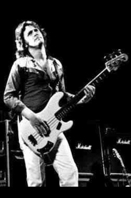Happy Birthday John wetton (Asia, King Crimson) gbnf