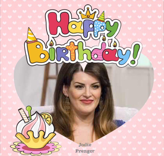 Happy Birthday Jodie Prenger, Peter Such, Derek Higgins, Paul Clark, Oliver Knussen, John Wetton & Bobby Gould