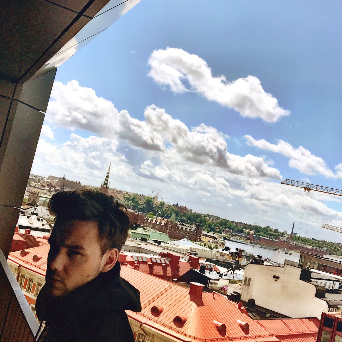 Love coming back to Sweden. Such a beautiful place and so many memories 🇸🇪