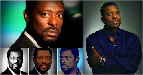 Happy Birthday to Eamonn Walker (born 12 June 1962)