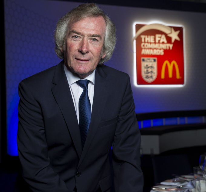 Happy Birthday to our Head of Northern Irish Football, Pat Jennings!