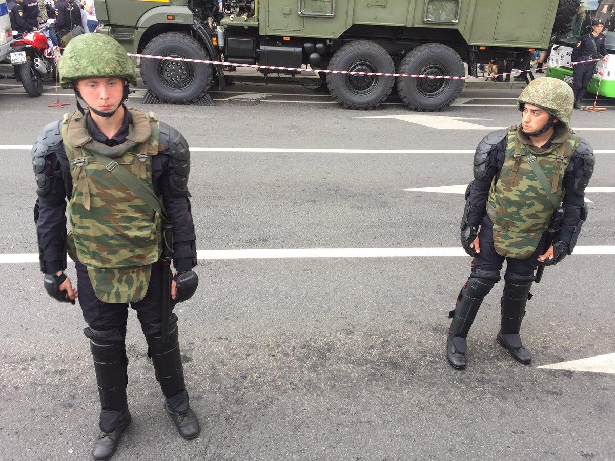 Белый дом призвал Кремль освободить задержанных участников оппозиционных акций в РФ - Цензор.НЕТ 9114