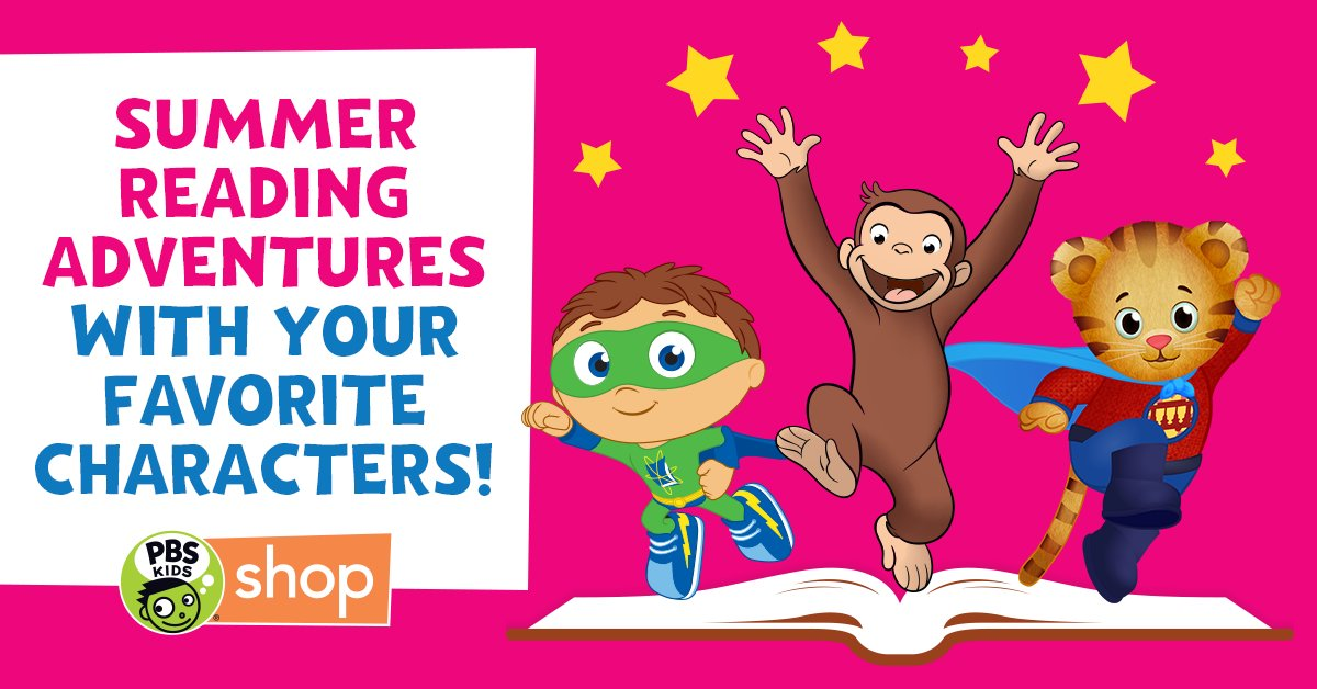 Pbs Kids On Twitter Do You Have A Book Loving Little Kiddo Pick