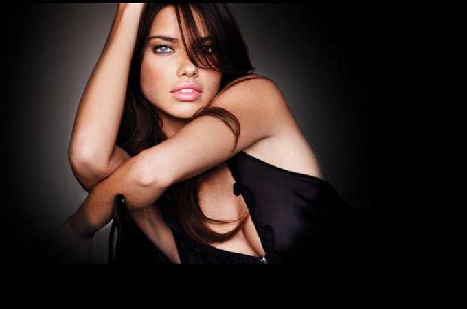 Happy Birthday to model Adriana Lima  June 12, 1981