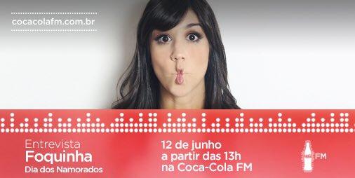 coca cola fm brasil