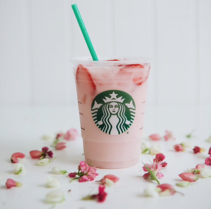 Have a Pink Drink this week at @Starbucks and support @BTWFoundation 💝 @starbucksprtnrs #CupsOfKindness https://t.co/zYNFWNyiFp https://t.co/8PTZKYSwS2