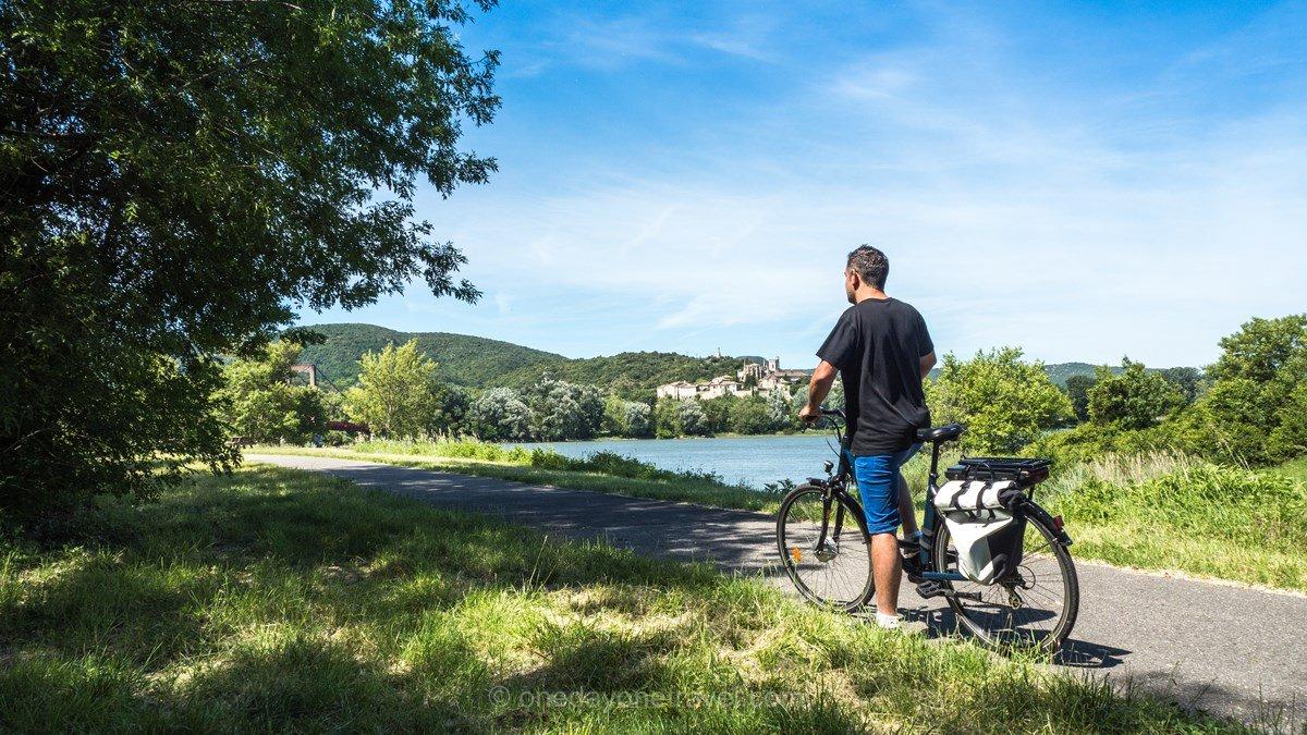 Мечта велосипедиста: От Женевы - до Средиземного моря