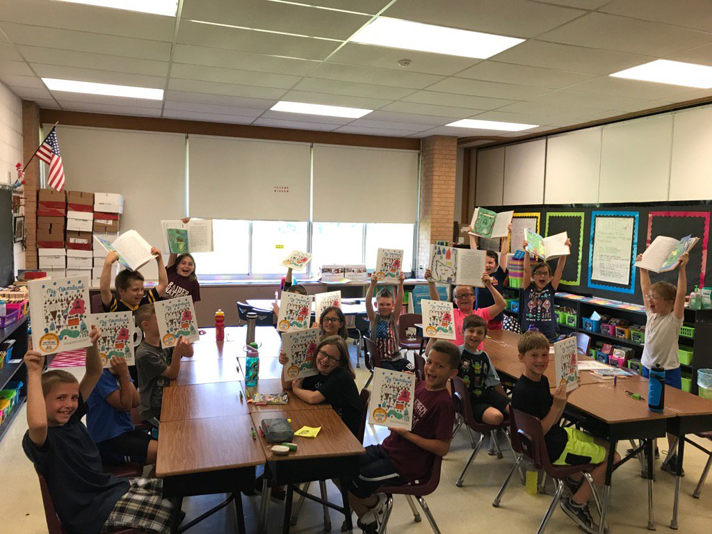 Motivation led these students to create fantastic published books