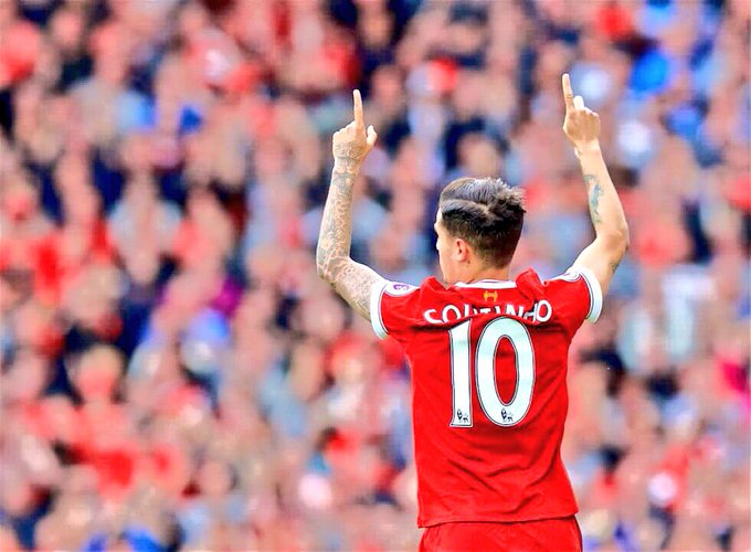 Happy 25th birthday to the little magician, Philippe Coutinho!