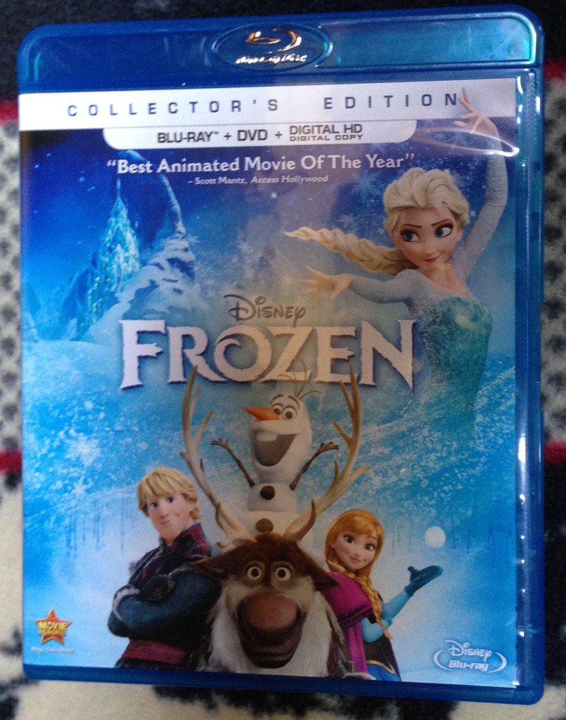 It's STUPID hot today! What better time than now to do my long-delayed #Frozen #PrincessProject #Tweetmentary? https://t.co/y8qRF3xiJ2