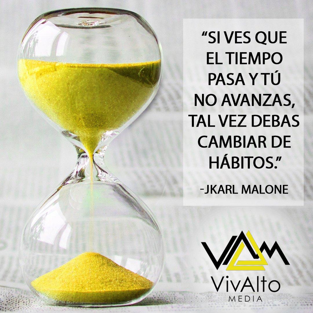 Son tus hábitos los que te conducen al éxito #success #TeamVivalto #MotivationalMonday #discipline #changepic.twitter.com/ZnnDKRLHJp