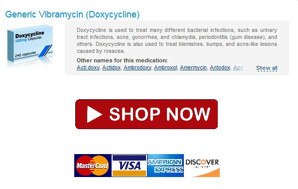 doxycycline pills
