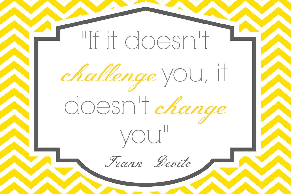 #MondayMotivation #challenge #change