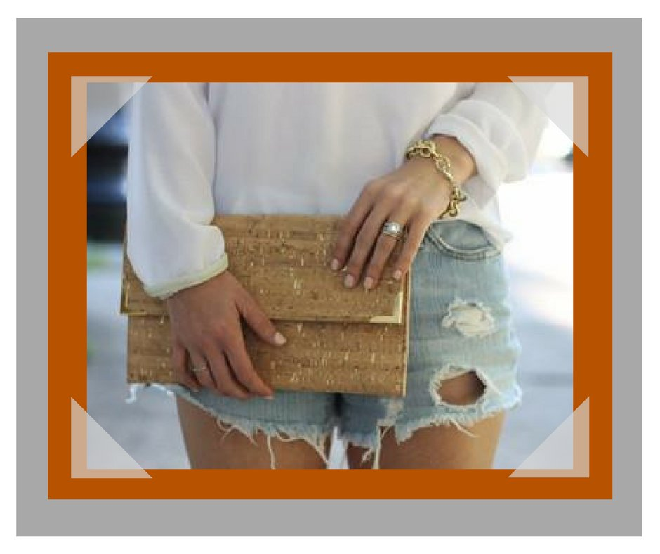 What Summer event would you rock this cork clutch at? #TheCorkHouse #Accessories #Fashion #EcoFashion #SustainableFashion #EcoFriendly #Cork<br>http://pic.twitter.com/q72ZSw9IcY