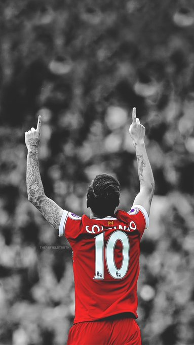 Happy birthday, the magician of Liverpool PHILIPPE COUTINHO