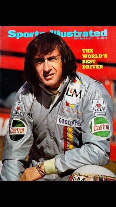 Happy belated 78th Birthday to Sir Jackie Stewart. 3x F1 World Champion. Wishing you good health & many more.
