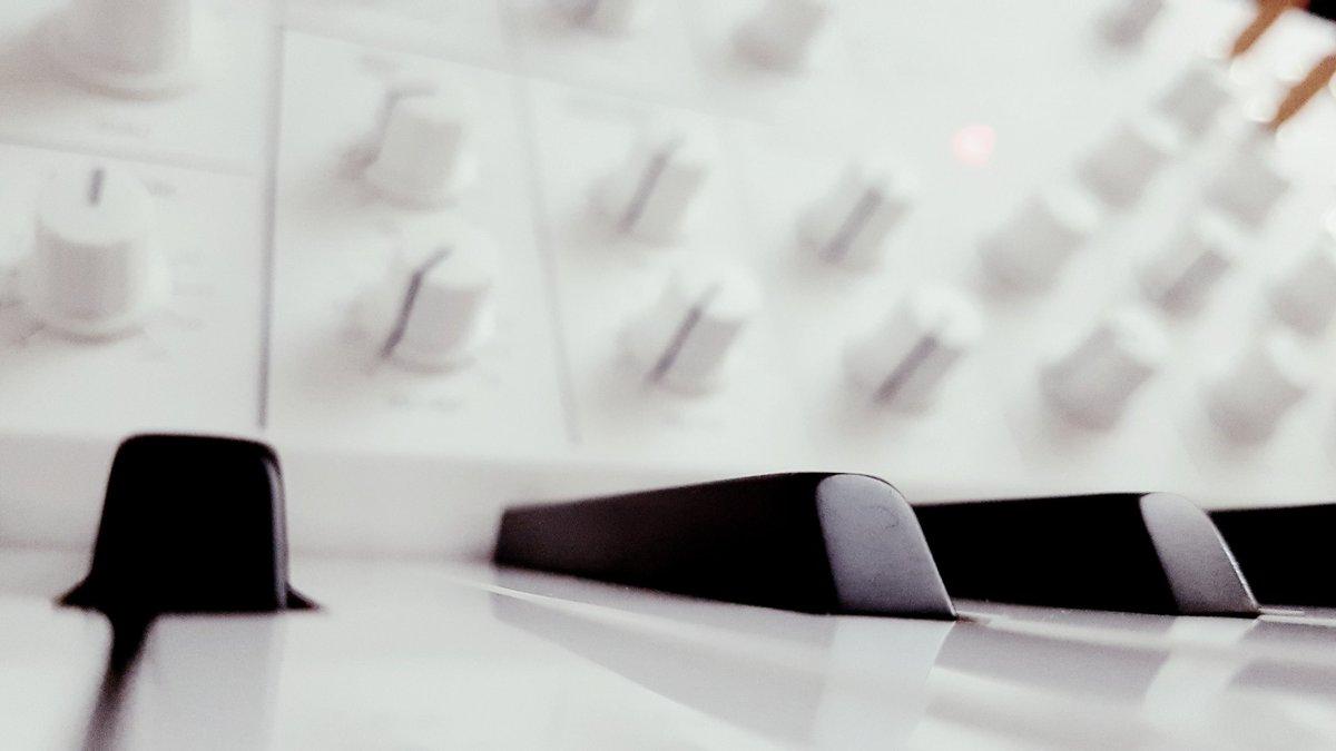 Analog gnosis. #korg #ms20 #ms20mini #analog #synth #synthesizer #filter #knobs