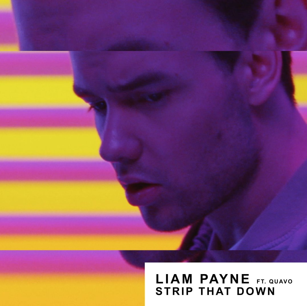 Our Most Wanted vid this week across MTV is @LiamPayne & @QuavoStuntin's #StripThatDown 🙌💜💛