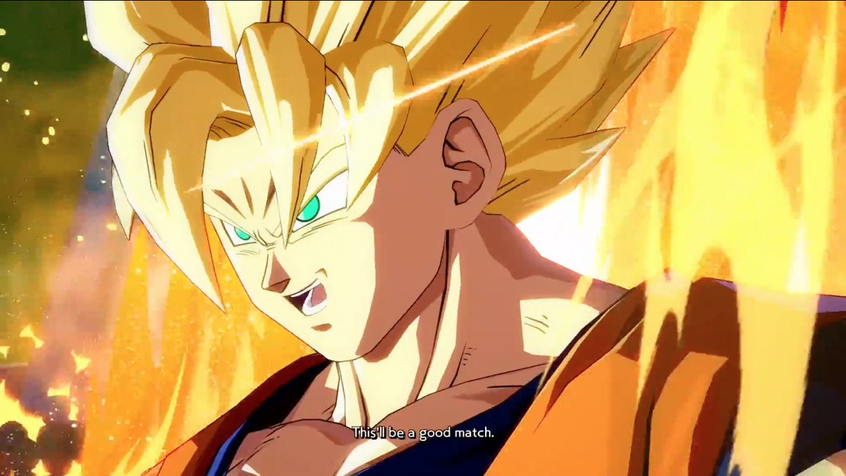 Here's 4 minutes of a full match in #DragonBallFighterZ https://t.co/rOUwUbjopi #E32017