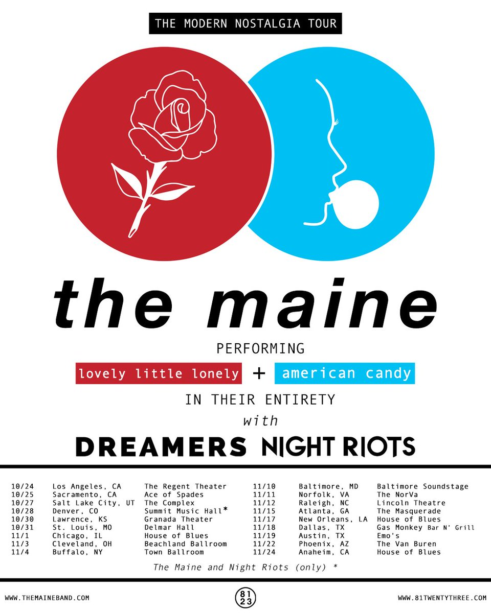 The Maine on Twitter: