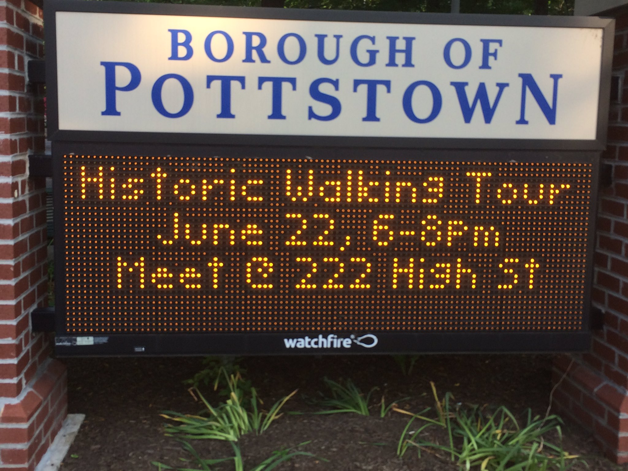 And don't miss out on this opportunity to learn more about the long history of @pottstownboro https://t.co/qAd5eGSS4m