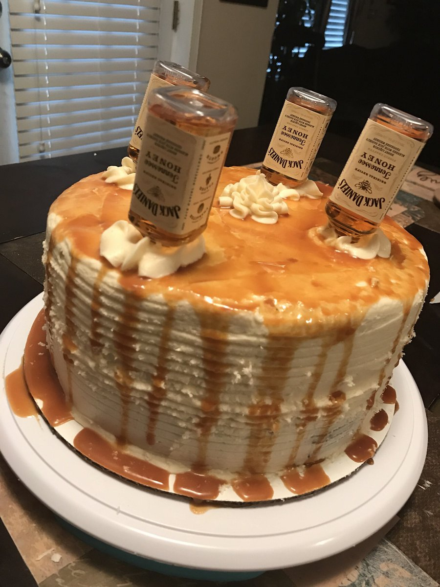 Chef Mika On Twitter Jack Daniels Honey Cake I Wonder If Kmice Would Like This Jackdaniels Atl Iheartbaking
