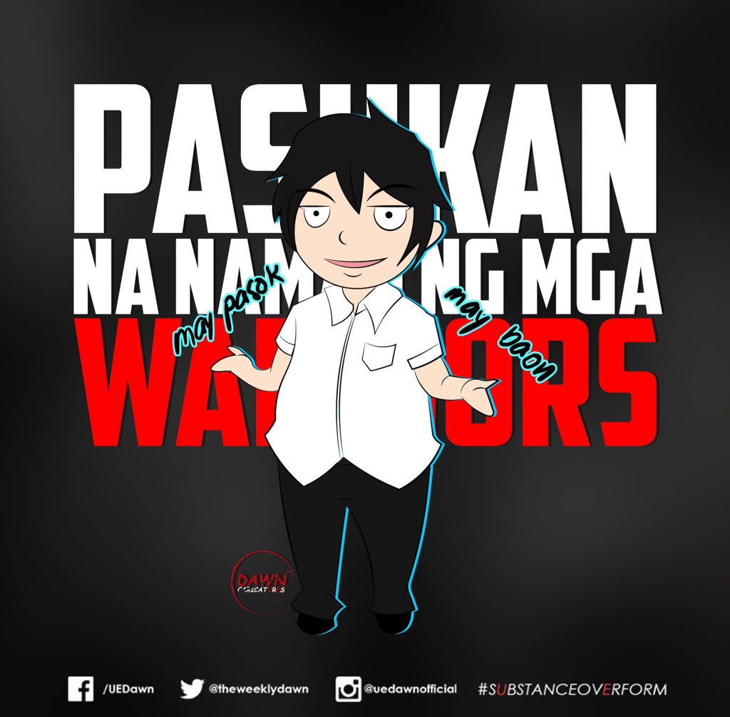 Back to school na, Warriors!   #BalikEskwela <br>http://pic.twitter.com/DtEaJgTMcB