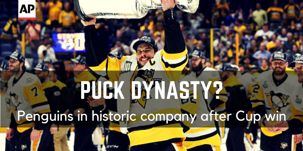 'We have great chance win every year.' #Penguins #Stanley Cup https://t.co/FfO3BxZo66