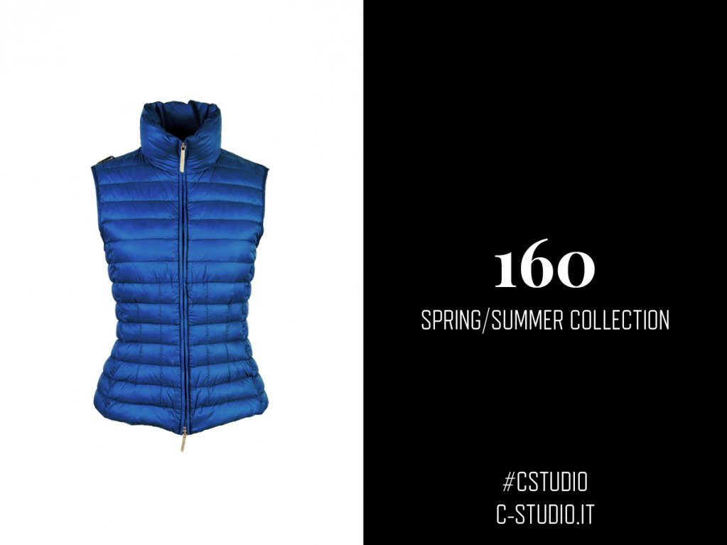 Let yourself be conquered by [C]STUDIO vest! Discover 160! #cstudioss17 https://t.co/rJIoNdNwSa https://t.co/2BYpQdlfGx