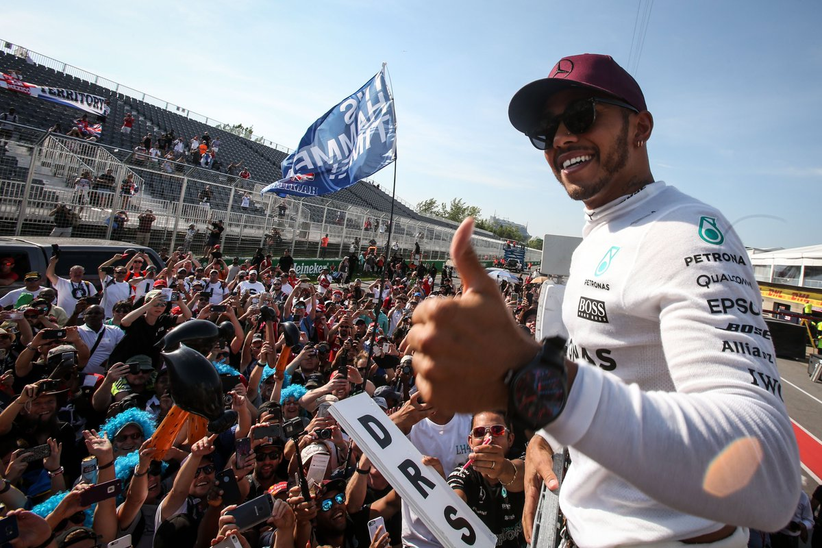 Formula 1 On Twitter At Lewishamilton Has 2 Grand Slams In 2017