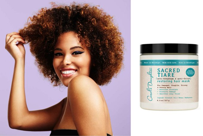 The Right Hair Mask for Your Hair Type