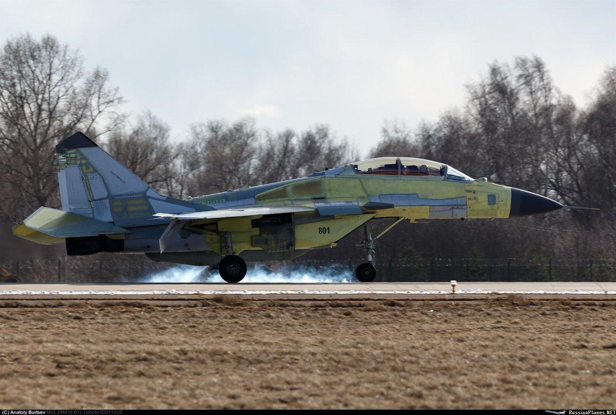 موقع Defence Blog : مصر تتسلم أول مقاتلتين من طراز MIG-35 قريباً  - صفحة 2 DCJJXJ9WAAAj8OG