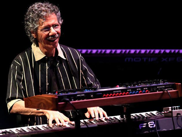 Happy birthday, Chick Corea!