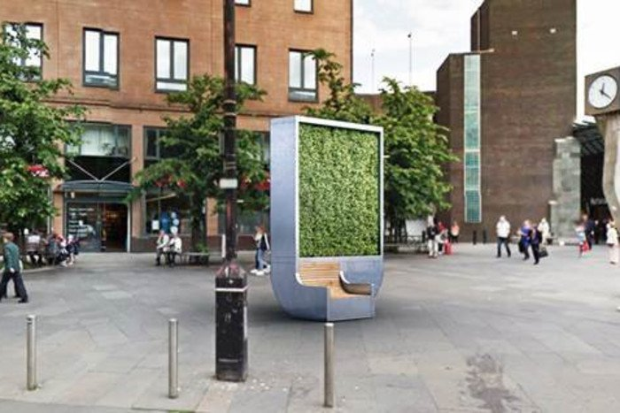 Living sculptures are to be installed in Glasgow city centre in an effort to clean up toxic air pollution https://t.co/T5WbfCRO6y https://t.co/25TBkPjviE