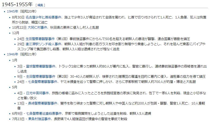 東条村強盗事件 - JapaneseClass.jp