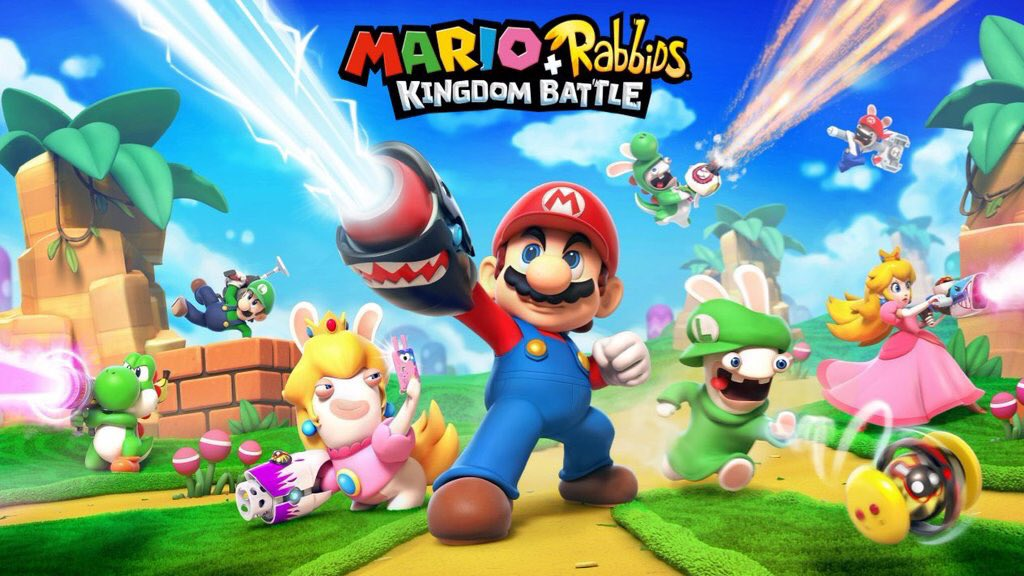 Mario + Rabbids Kingdom Battle
