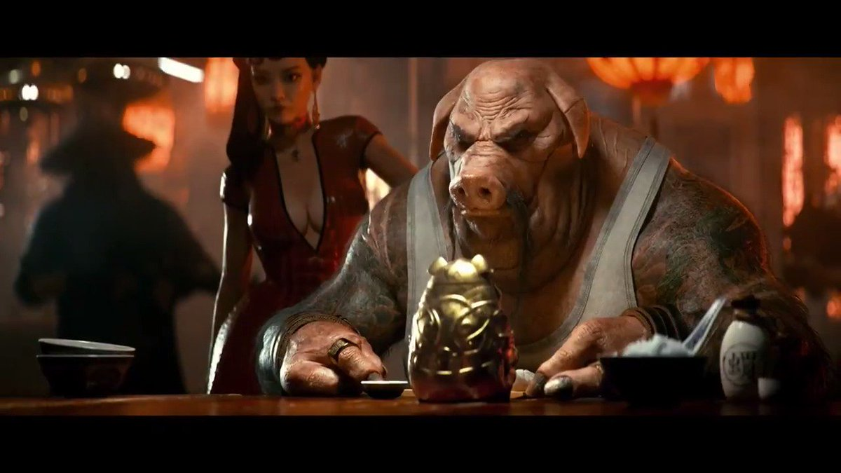 Beyond Good and Evil 2 #E32017 World Premiere Cinematic Trailer #UbiE3