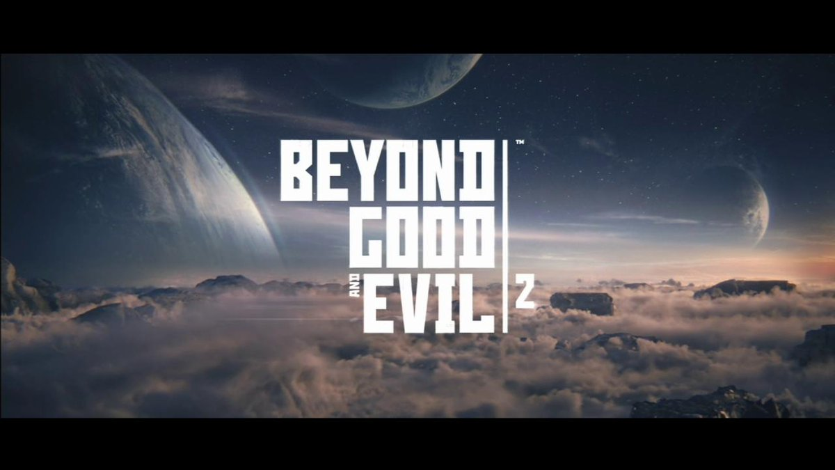 Beyond Good & Evil IS BACK! Here's the new cinematic trailer for #BeyondGoodandEvil2! #UbiE3 #E32017