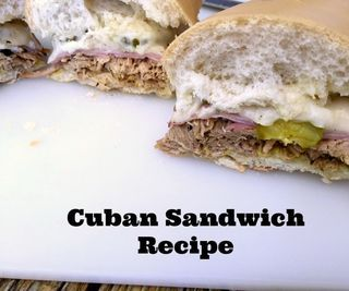 Ultimate Grilled Cuban Sandwich